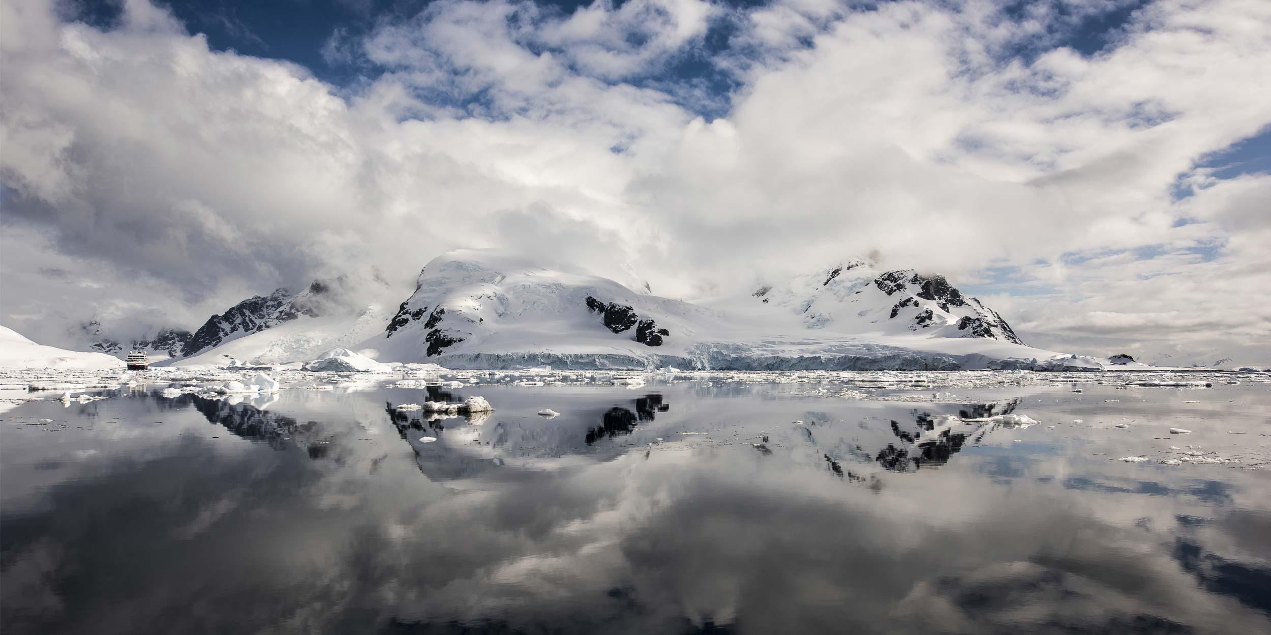 Aventyrare ska korsa antarktis